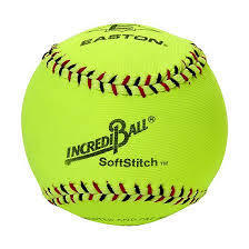 "Baseball Incrediball 12"" soft"