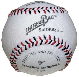 Baseball Incrediball, Soft 9""