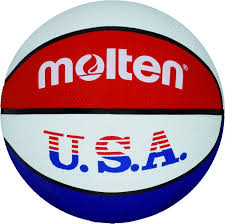 Basketball Molten USA Gr. 6