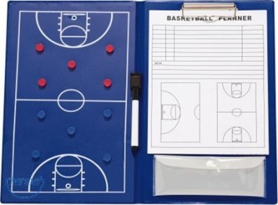 Basketball Coachmappe